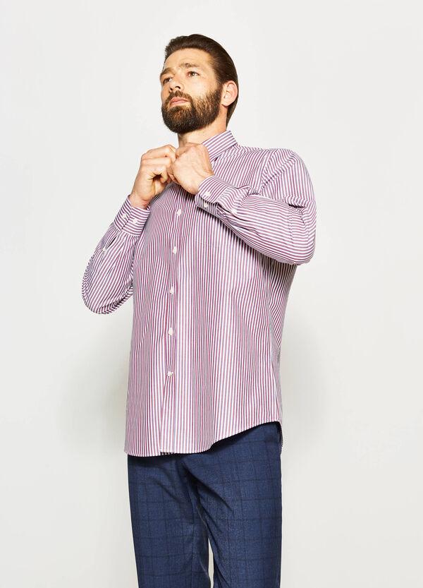 Camisa formal regular fit con un bolsillo | OVS