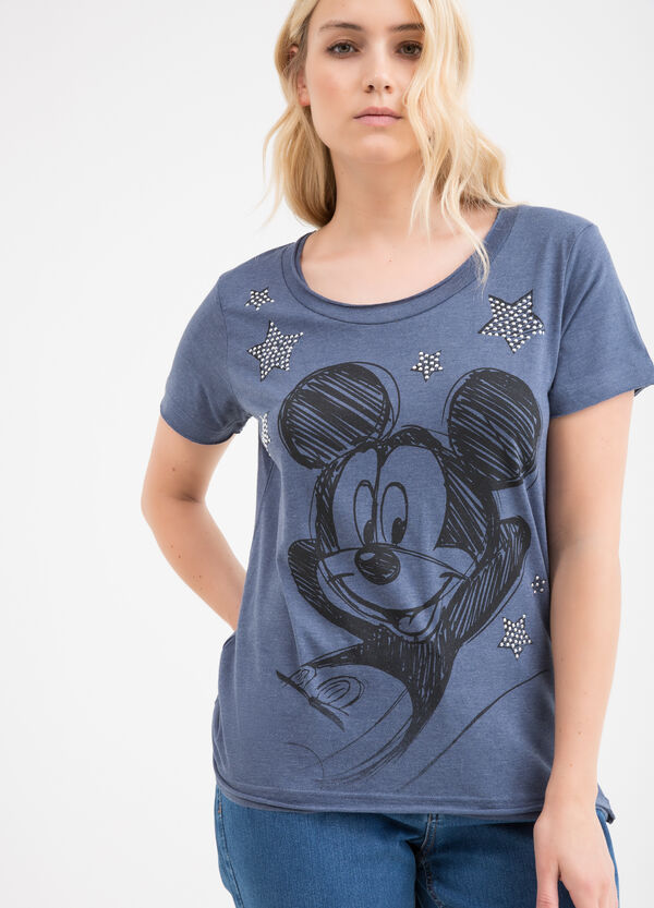 Curvy Mickey Mouse T-shirt   OVS