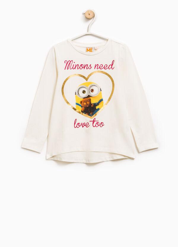 Minions T-shirt in stretch cotton | OVS