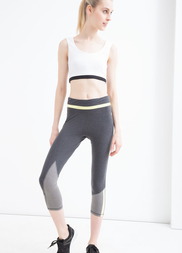 Stretch gym leggings | OVS