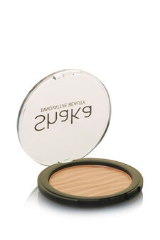 Compact powder with natural finish, Beige Marl, hi-res