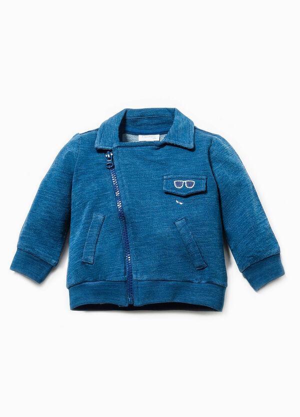 100% cotton skirt and sweatshirt set | OVS