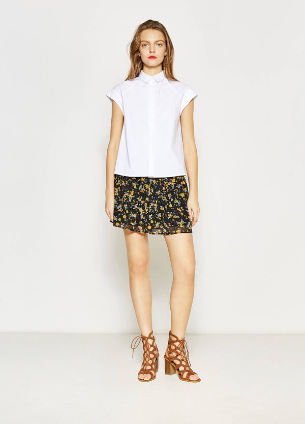 Shorts con stampa all-over | OVS