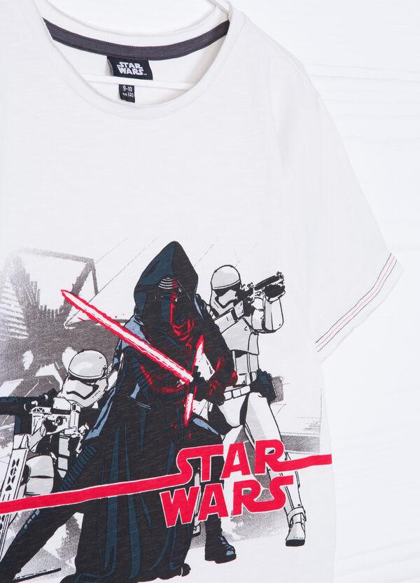 T-shirt cotone Star Wars   OVS
