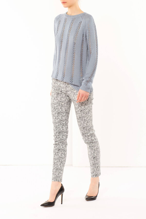 Patterned trousers | OVS
