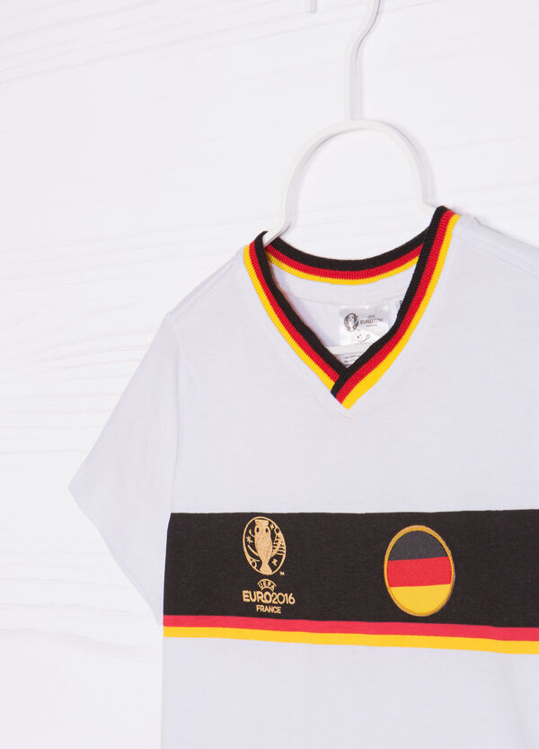 Outfit with UEFA Euro 2016 print | OVS