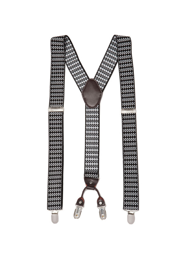 Diamond pattern braces | OVS