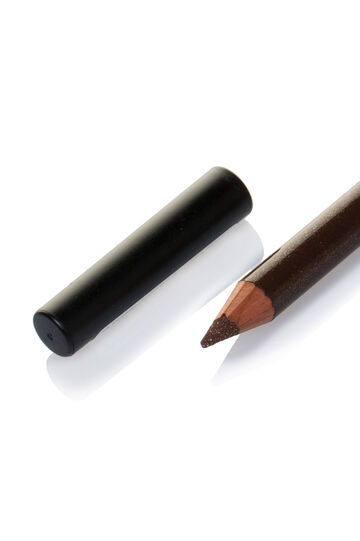 Eye pencil with glitter, Leather Brown, hi-res
