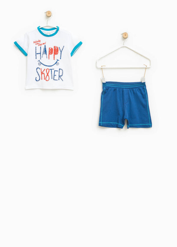 T-shirt and shorts set | OVS