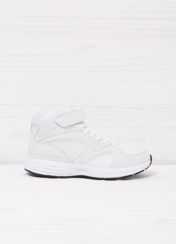Sneakers alte tinta unita   OVS