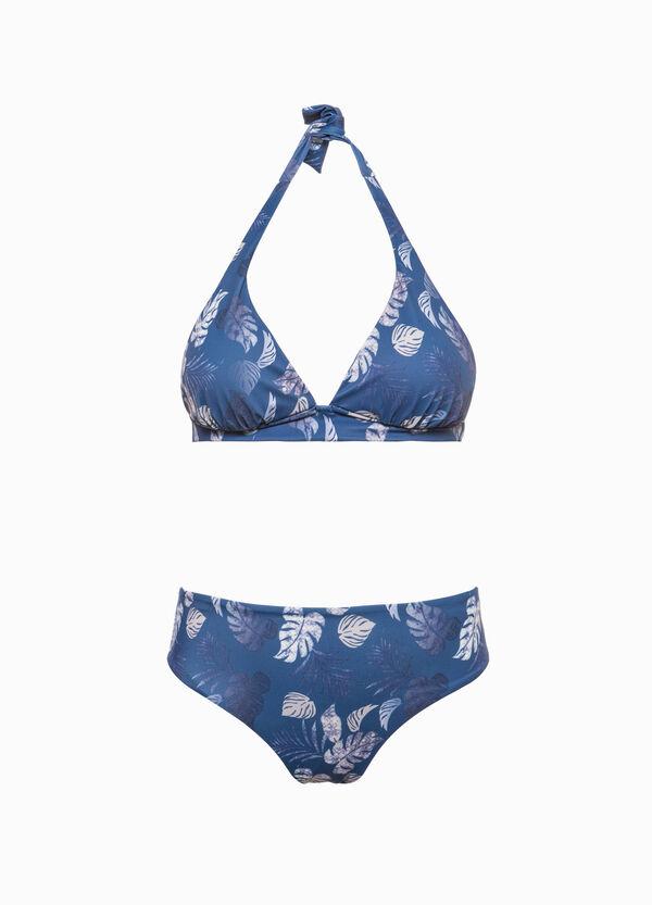 Top de bikini de triángulo Curvy | OVS