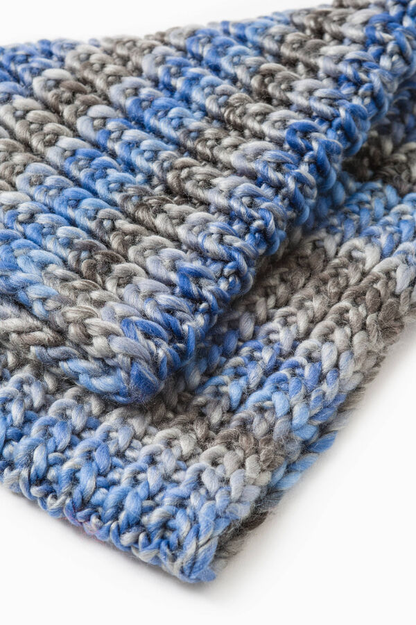 Striped knitted neck warmer | OVS