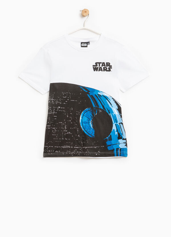 100% cotton Star Wars T-shirt | OVS