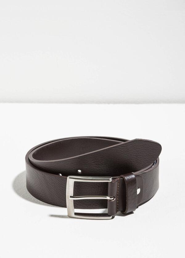 Cinturón 100% piel martillada | OVS