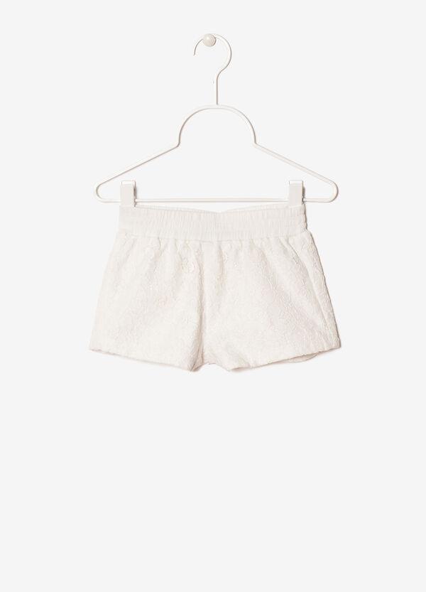 Shorts pizzo | OVS