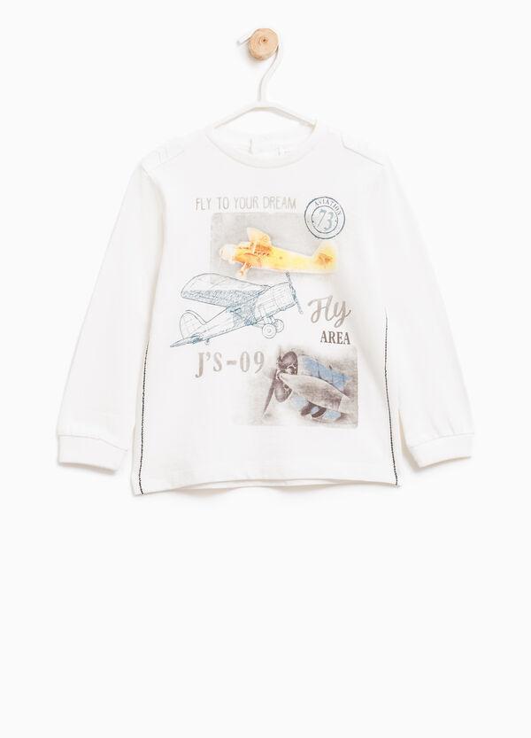 T-shirt con mostrine   OVS