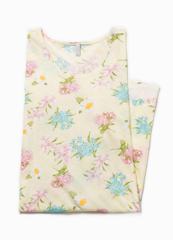 Floral nightshirt   OVS