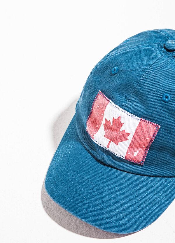 Cappello da baseball con bandiera | OVS