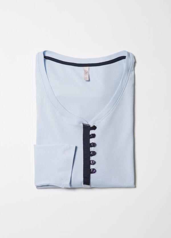 Maglia pigiama puro cotone Curvy | OVS