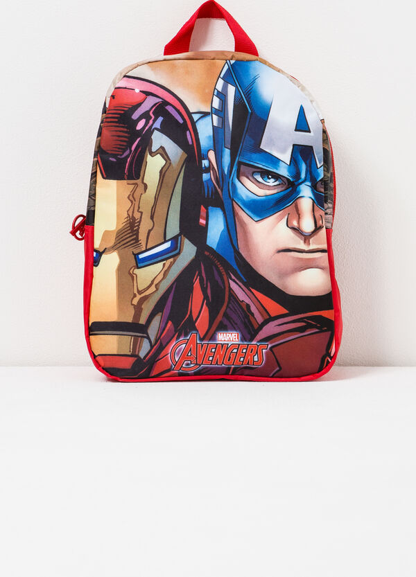 Backpack with Avengers print | OVS
