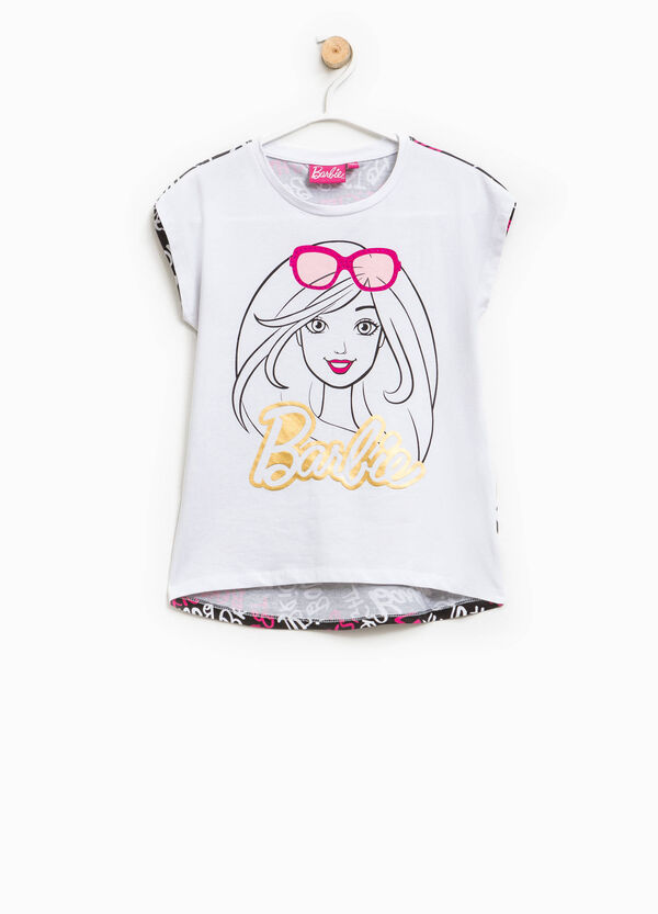 T-shirt stampa e fantasia Barbie | OVS