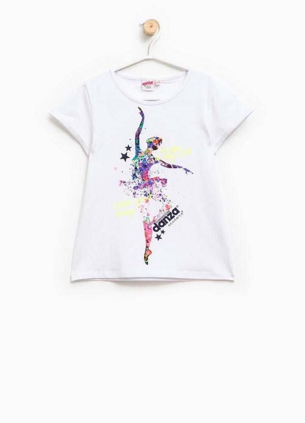 Camiseta con estampado Dimensione Danza | OVS