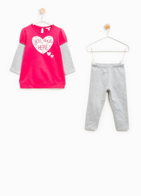 Completo t-shirt e pantaloni | OVS
