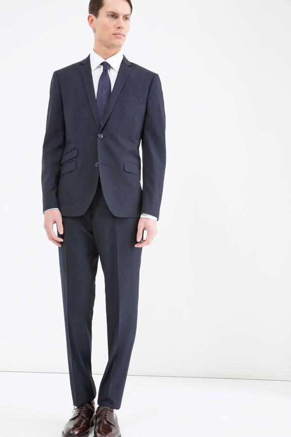Suit in stretch viscose blend | OVS