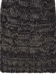 Sciarpa tricot mélange, Grigio cenere, hi-res
