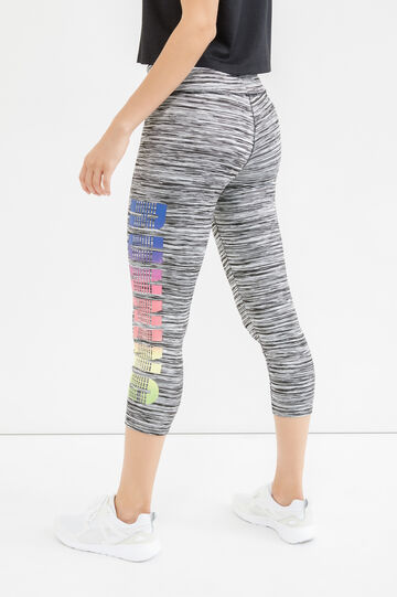 Leggings OVS Active Sport Training, Grigio, hi-res