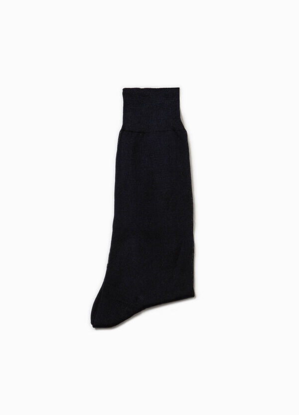 Short socks with elasticated edge | OVS