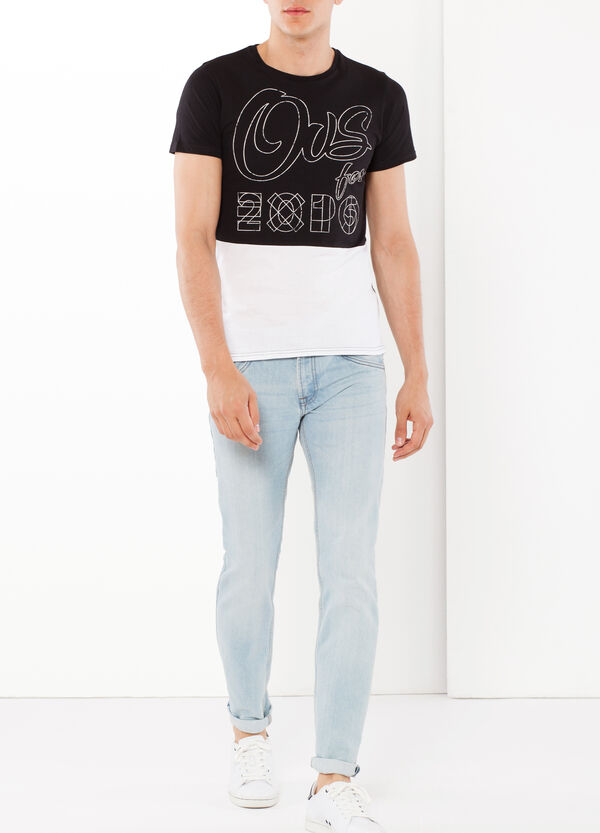 T-shirt stampata OVS per EXPO2015 | OVS