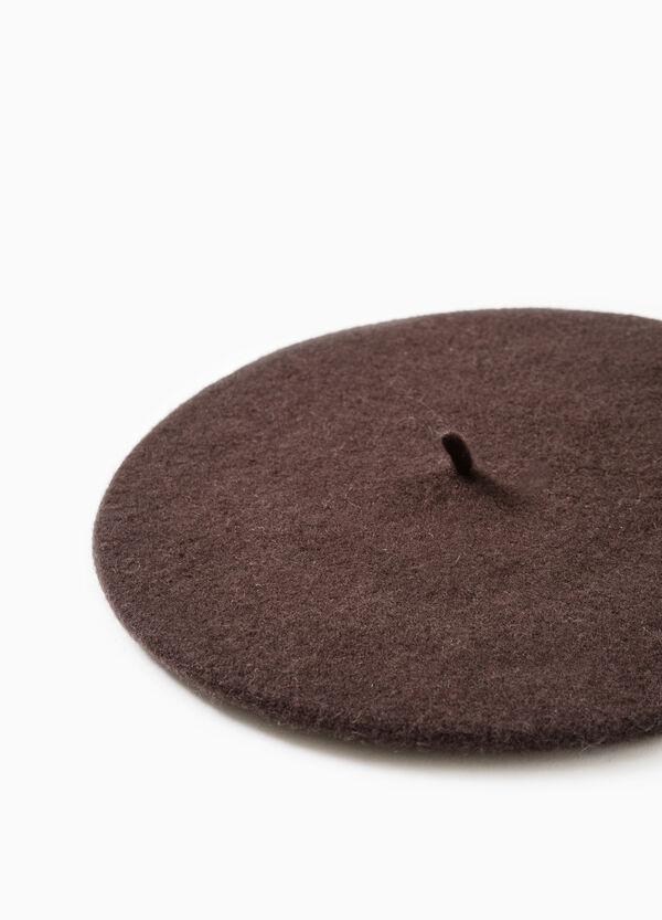 Basco lana tinta unita | OVS