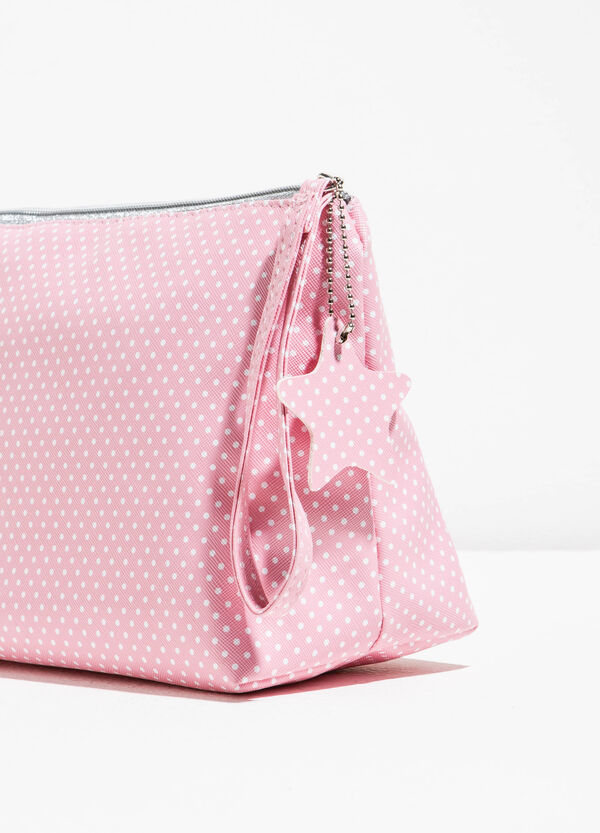 Patterned pouch with star insert | OVS
