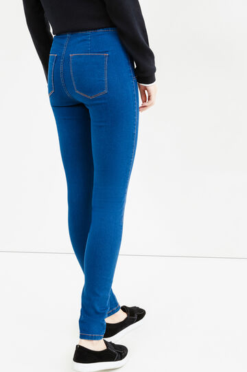 Super-skinny-fit stretch jeans, Blue, hi-res