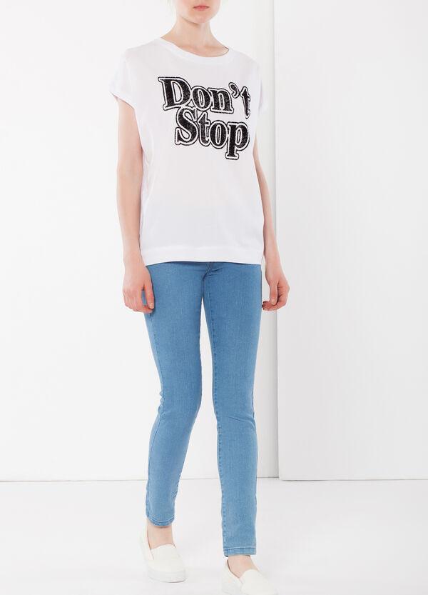 Sleeveless T-shirt | OVS
