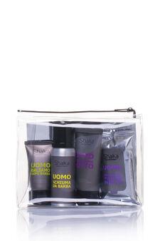 Men's toiletry bag, Purple, hi-res