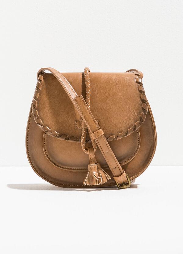 Shoulder bag with braiding | OVS
