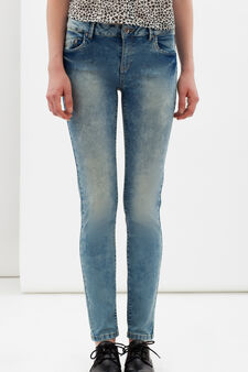 Skinny fit jeans, Light Wash, hi-res