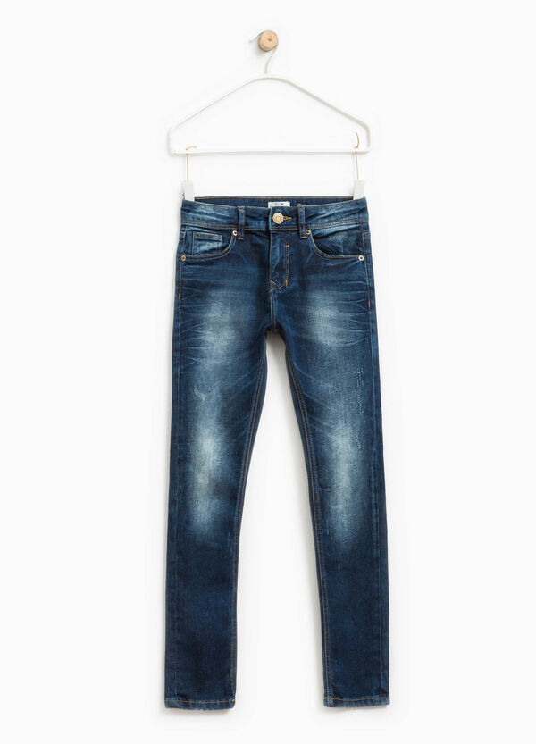 Slim-fit stretch jeans | OVS