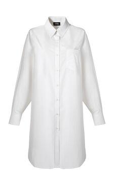 Shirt dress, Jean Paul Gaultier for OVS, White, hi-res