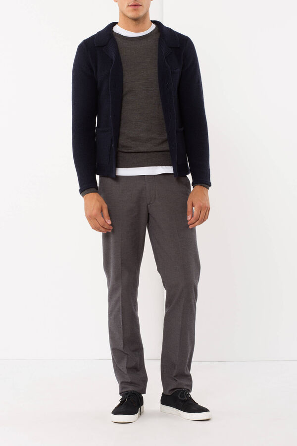 Pullover in wool blend | OVS