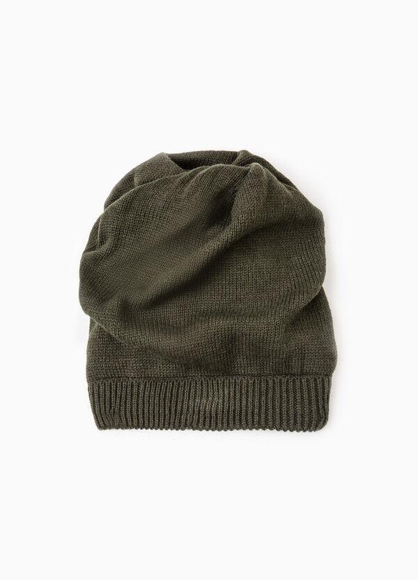 Cappello a cuffia bordo costina | OVS