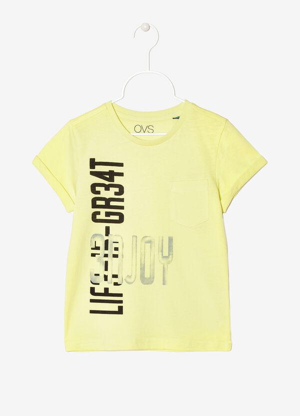 T-shirt stampata | OVS