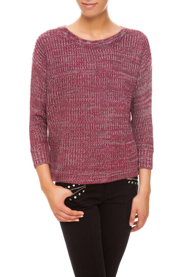 Maglione over, Red, hi-res