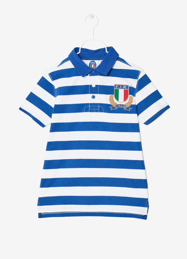 FIR Italian Rugby Federation polo shirt | OVS
