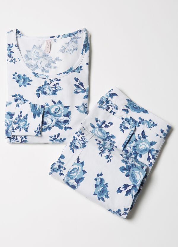 Stretch floral pyjamas | OVS