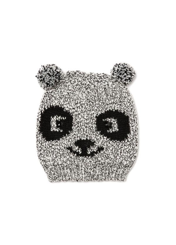 Knitted pompom hat | OVS