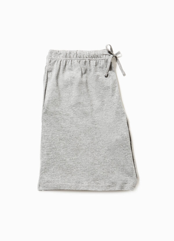 Bermuda pyjamas in 100% cotton | OVS