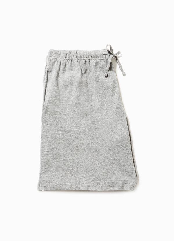 Bermuda pigiama in puro cotone | OVS
